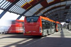 Busstation Amsterdam Centraal