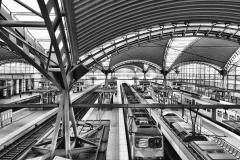 Treinstation Leuven